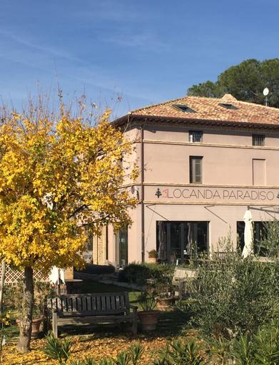 La Locanda Paradiso, Perugia