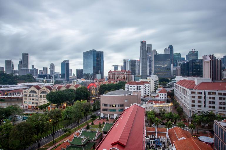 Holiday Inn Express Singapore Clarke Quay (SG Clean Certified), Singapura