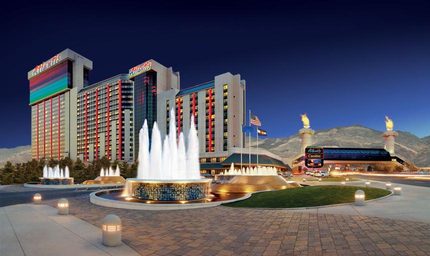 Atlantis Casino Resort Spa Featuring Concierge Hotel Tower, Washoe