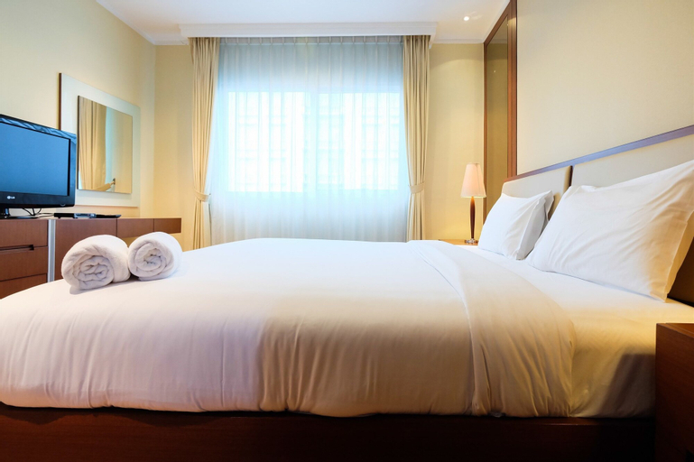Cozy 2BR Sahid Sudirman at Central Area, Central Jakarta