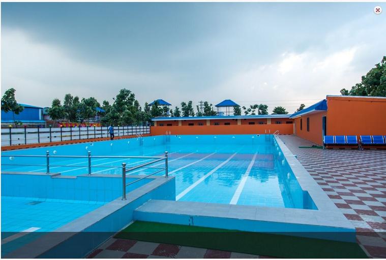 Hotel Rajdurbar & Navrang Resort, Janakpur
