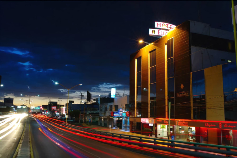 Hotel Elizabeth Central, Aguascalientes