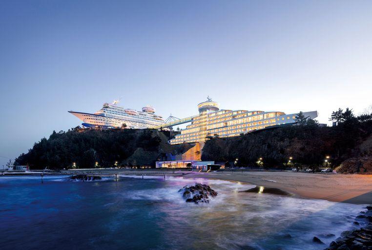 Sun Cruise Resort and Yacht, Gangneung