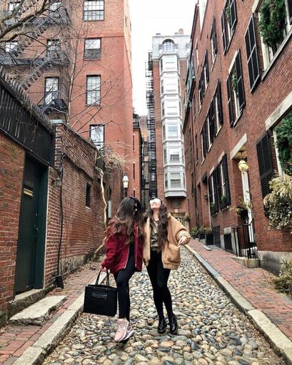 The Bostonian Boston, Suffolk