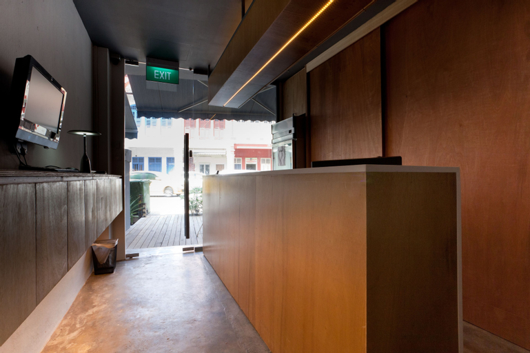 Mori Hostel, Rochor