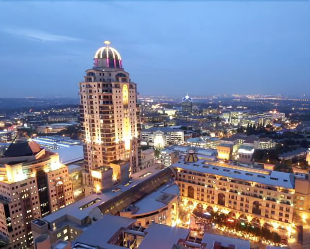 The Michelangelo Towers, City of Johannesburg