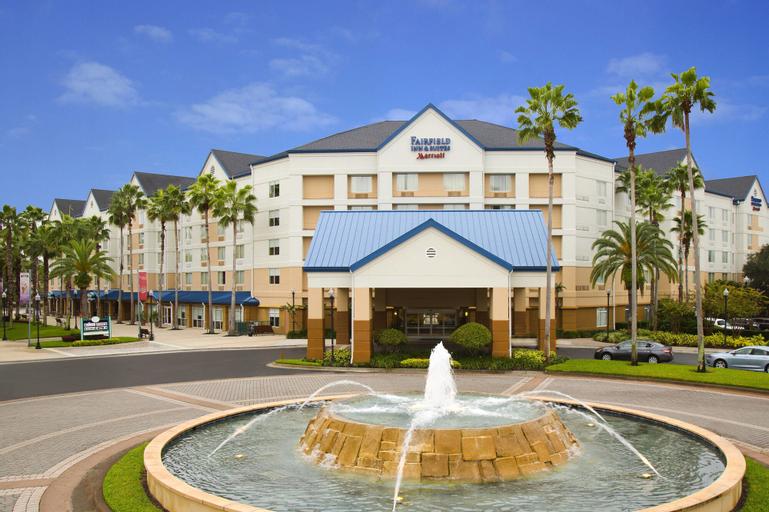 Fairfield Inn & Suites Orlando Lake Buena Vista in the Marriott Village, Orange