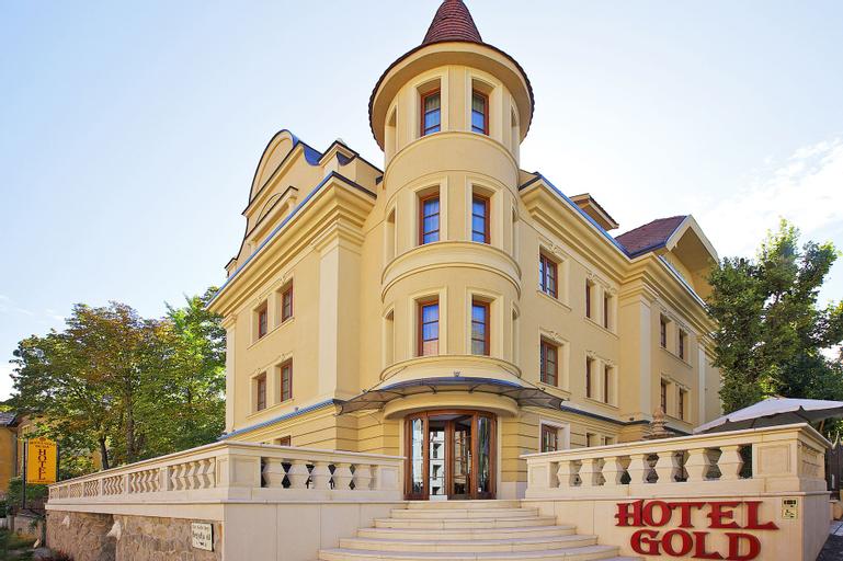 Gold Hotel Budapest, Budapesti