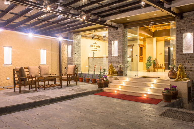 Hotel Mala Pokhara, Gandaki