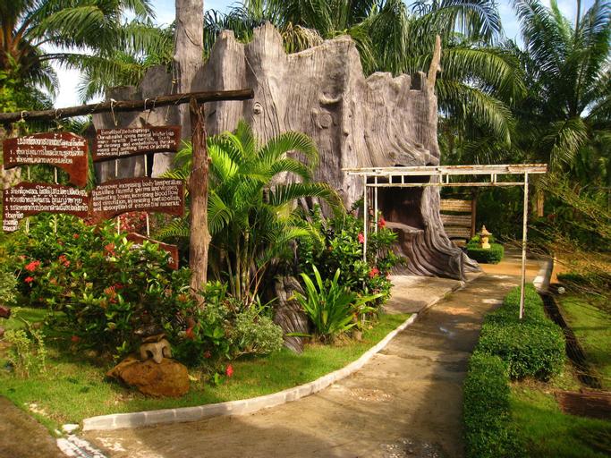 Nattha Waree Hot Spring Resort and Spa, Khlong Thom