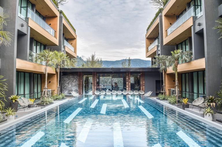 Glam Habitat Hotel, Pulau Phuket