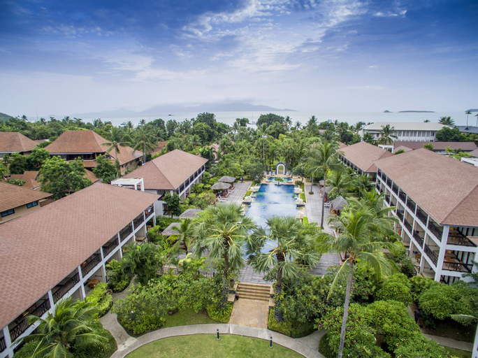 Bandara Resort & Spa, Ko Samui