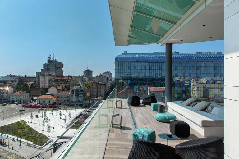 Hilton Belgrade, Palilula