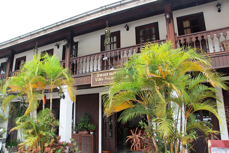 Villa Senesouk Hotel, Louangphrabang