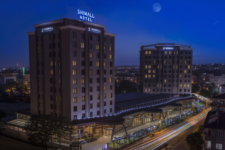 Shimall Deluxe Hotel, Şehitkamil