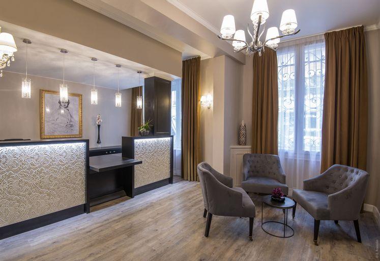 Hotel Paganini, Alpes-Maritimes