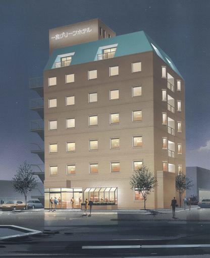 Ichimiya Green Hotel, Ichinomiya/Owari-ichinomiya