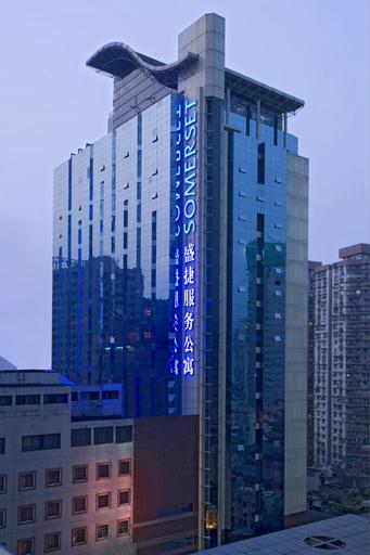 Somerset Jiefangbei Chongqing, Chongqing