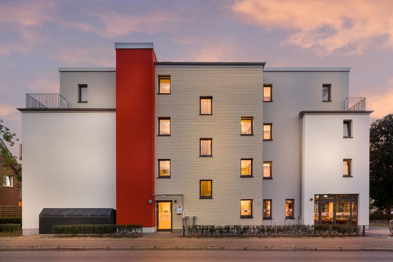 Novum Hotel East Apartments, Hamburg