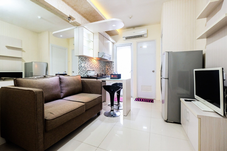 Apt 2BR Green Pramuka with Mall Access By Travelio, Central Jakarta