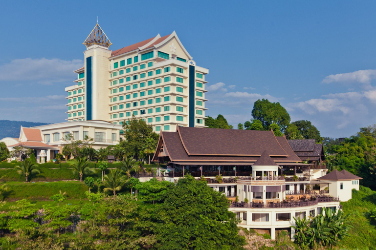 Champasak Grand Hotel, Pakxe
