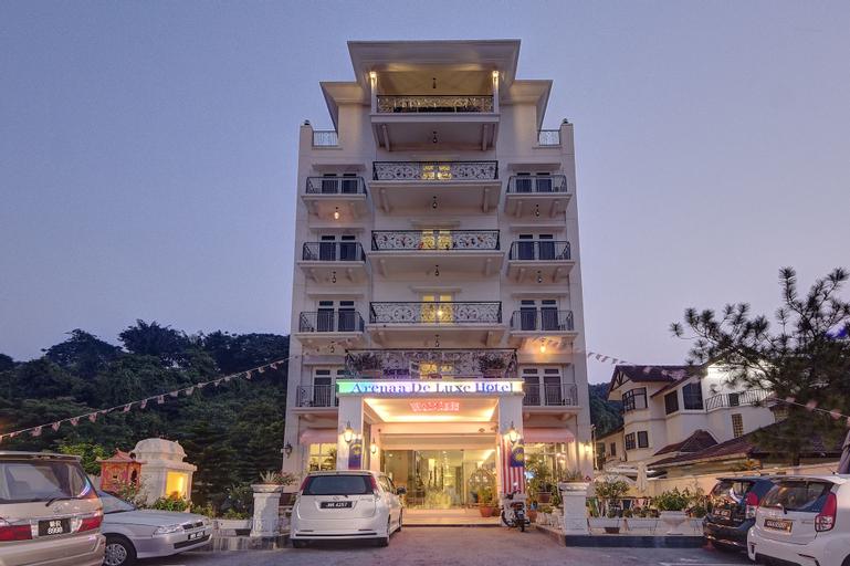 Arenaa Deluxe Boutique Hotel, Kota Melaka