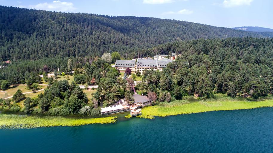 Büyük Abant Oteli, Mudurnu