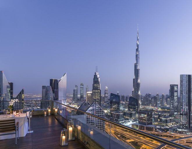Shangri La Hotel Dubai,
