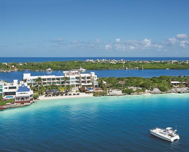 Zoetry Villa Rolandi Isla Mujeres Cancun - Todo Incluido, Isla Mujeres
