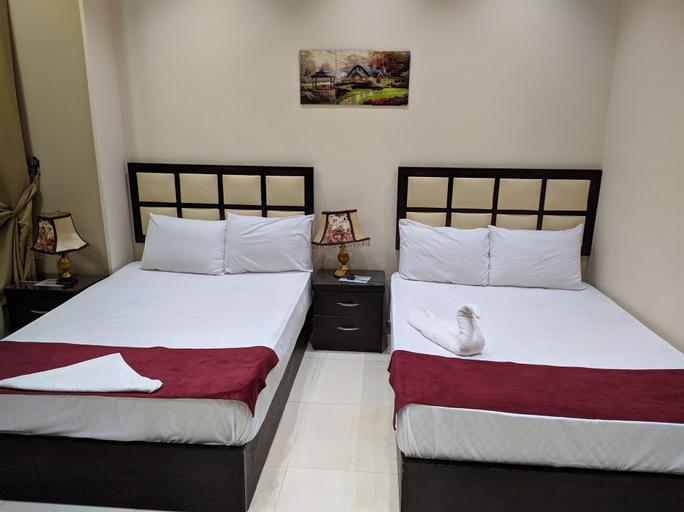 New City Hotel, Qasr an-Nil