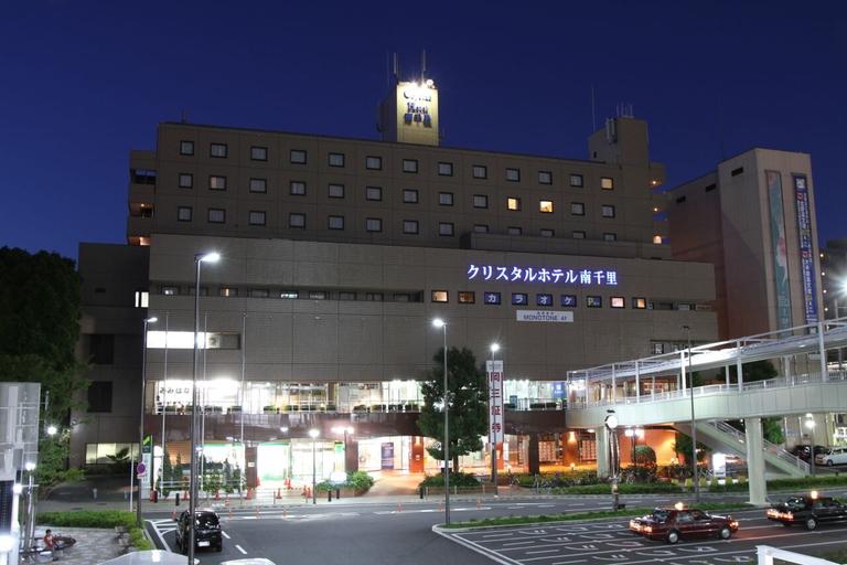 MINAMISENRI Crystal Hotel, Suita