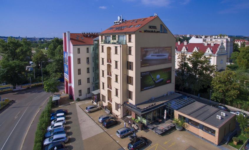 Absolutum Boutique Hotel, Praha 7