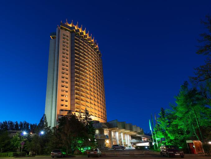 Hotel Kazakhstan, Almaty (Alma-Ata)