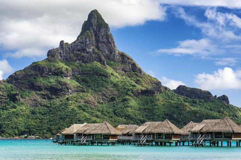InterContinental Bora Bora Resort and Thalasso Spa,