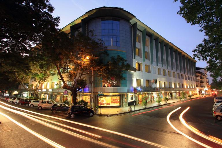 Hotel Fidalgo, North Goa