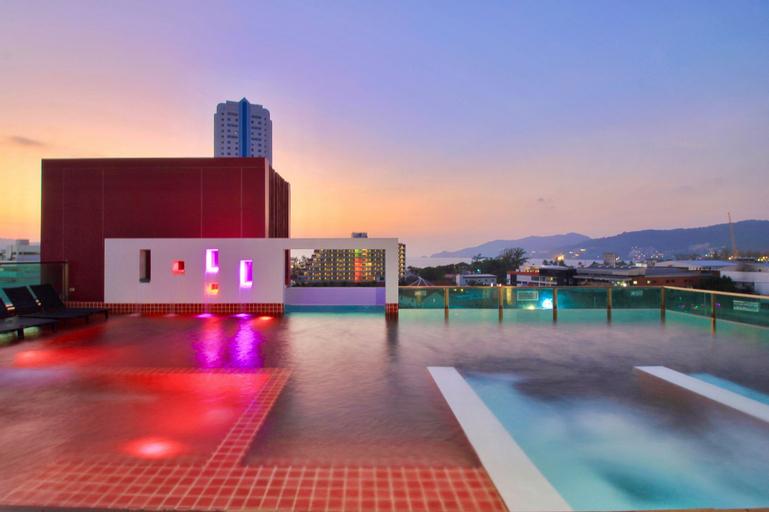 Sleep with Me Hotel Design Hotel at Patong, Phuket Island