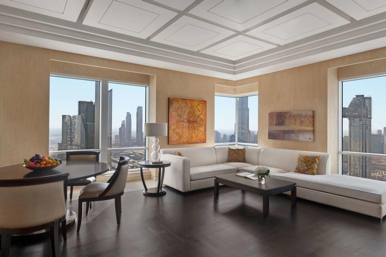 Shangri-La Hotel Dubai,