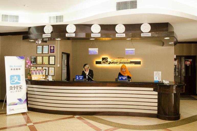 Hotel Langkasuka Langkawi, Langkawi