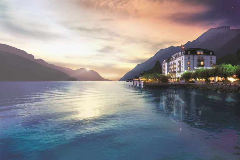 Seehotel Waldstaetterhof Swiss Quality, Schwyz