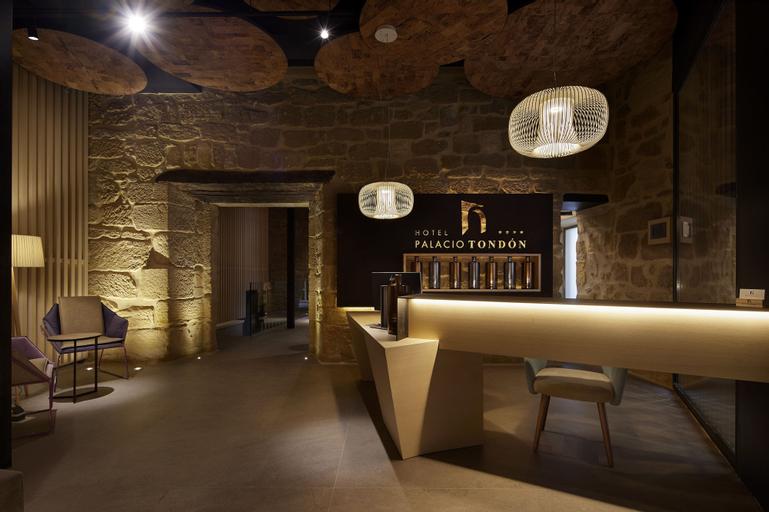 Hotel Palacio Tondón, La Rioja