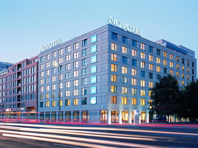 Novotel Berlin Mitte, Berlin