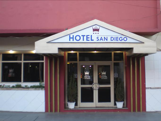 San Diego Hotel, Asunción