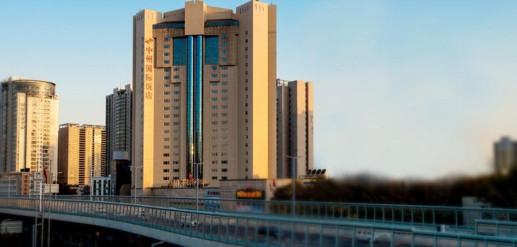 Zhongzhou International Hotel, Zhengzhou
