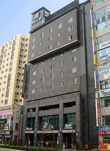 Bucheon Hotel, Gyeyang