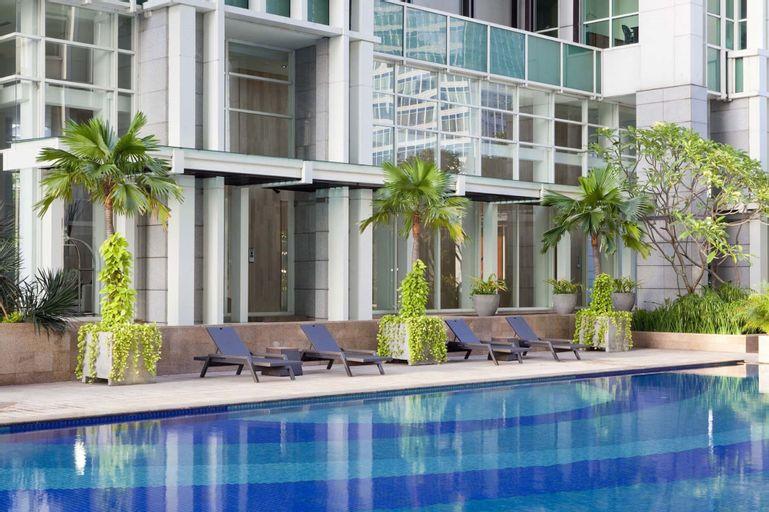 Fraser Residence Sudirman Jakarta, Jakarta Selatan