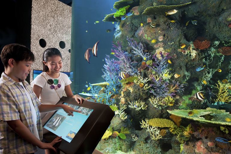 Resorts World Sentosa - Hotel Michael, Singapura