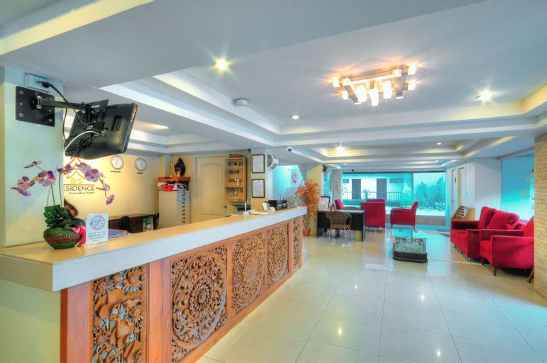 BS Residence Suvarnabhumi, Bang Plee