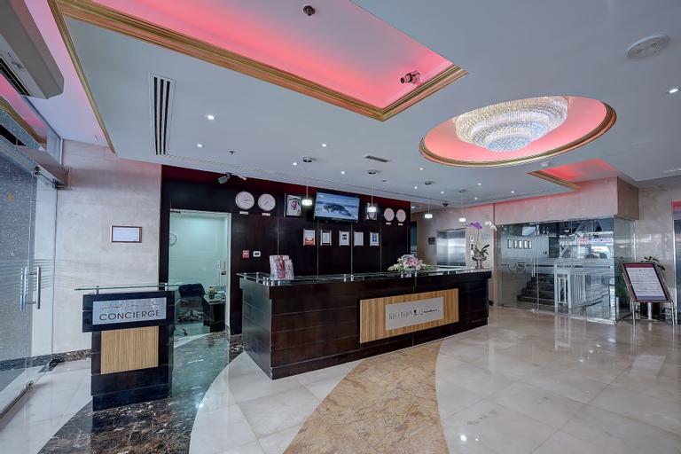 Rose Garden Hotel Apartments Barsha,