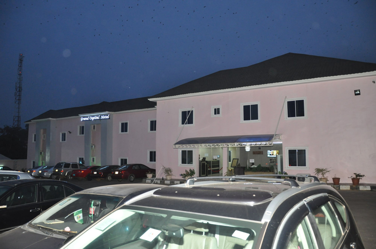 Grand Capital Hotel, Akure North