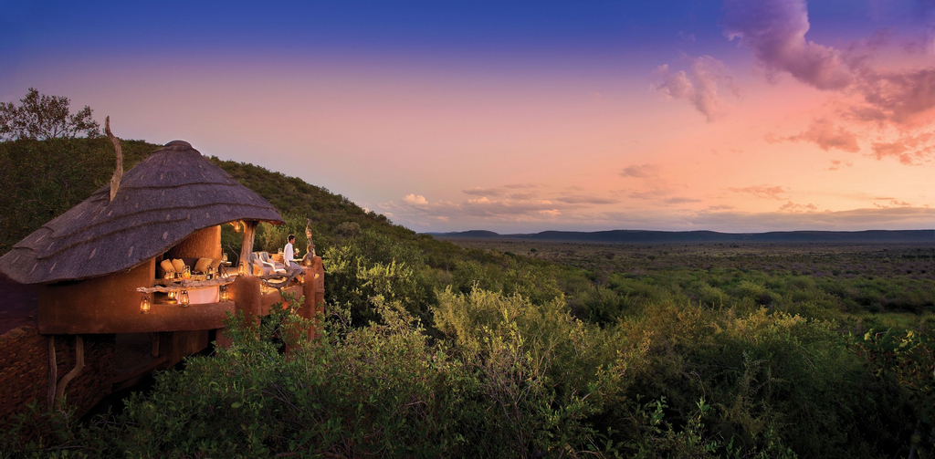 Madikwe Safari Lodge, Ngaka Modiri Molema